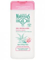 Le Petit Marseillais Gel Micellaire Sève d'Aloe Vera & Fleur de Pommier 650 ml - Flacon 650 ml
