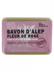 Tadé Savon d'Alep Fleur de Rose 100 g - Pain 100 g