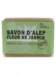 Tadé Savon d'Alep Fleur de Jasmin 100 g - Pain 100 g