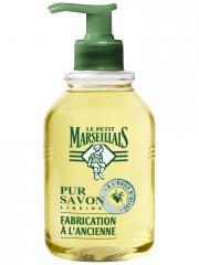 Le Petit Marseillais Pur Savon Liquide à l'Huile d'Olive 300 ml - Flacon-Pompe 300 ml