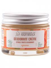 Laboratoire du Haut-Ségala Déodorant Crème Agrumes Bio 50 g - Pot 50 g