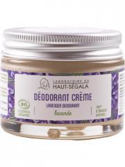 Laboratoire du Haut-Ségala Déodorant Crème Lavande Bio 50 g - Pot 50 g