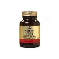 Solgar CoQ-10 30 mg 30 Gélules Végétales - Flacon 30 gélules