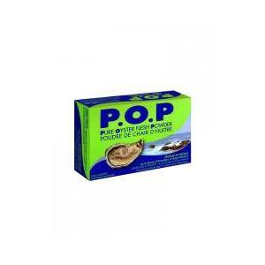 Laboratoires ITC POP Poudre d'Huîtres Portugaises Sauvages 150 Gélules - Boîte 150 gélules - Publicité