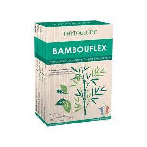 Phytoceutic Bambouflex 20 Ampoules - Boîte 20 ampoules de 10 ml - Publicité