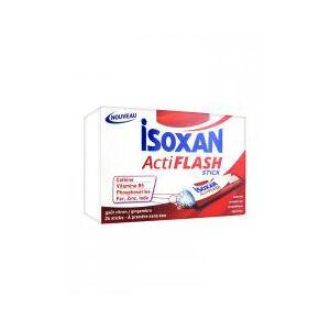 Isoxan ActiFlash 24 Sticks - Boîte 24 Sticks - Publicité