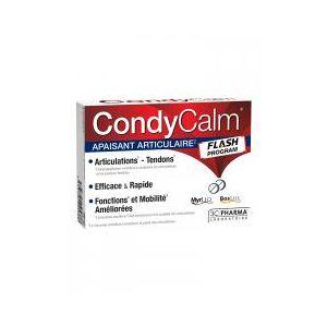 3C Pharma Condy Calm Apaisant Articulaire 15 Comprimés - Boîte 15 comprimés - Publicité