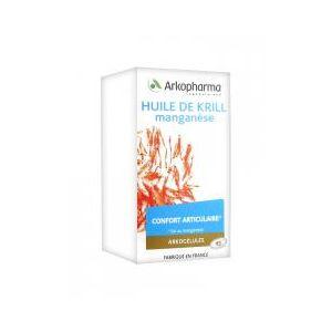 Arkopharma Arkogélules Huile de Krill 45 Capsules - Boîte 45 gélules - Publicité