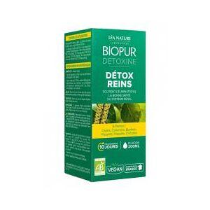 Biopur Detoxine Détox Reins 200 ml - Flacon 200 ml - Publicité