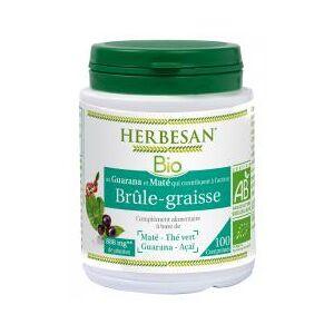 Herbesan Bio Brûle-Graisse 100 Comprimés - Pot 100 Comprimés - Publicité