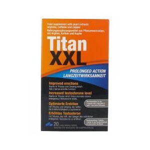 Labophyto Titan XXL 20 Comprimés - Boîte 20 Comprimés - Publicité