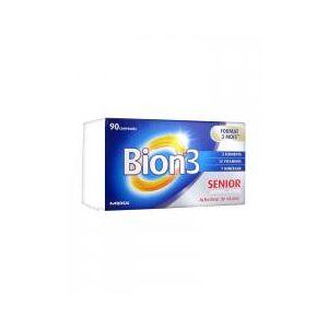 Bion 3 Senior 90 Comprimés - Boîte 90 comprimés - Publicité