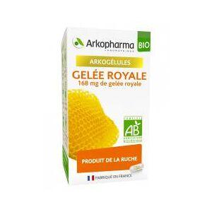 Arkopharma Arkogélules Gelée Royale Bio 150 Gélules - Boîte 150 gélules - Publicité