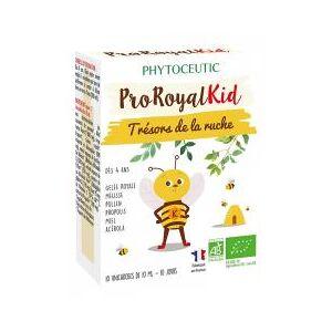 Phytoceutic ProRoyal Kid Trésors de la Ruche Bio 10 Doses - Boîte 10 doses de 10 ml - Publicité