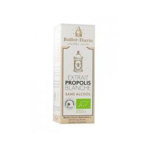 Ballot-Flurin Extrait de Propolis Blanche Sans Alcool Bio 15 ml - Flacon compte goutte 15 ml - Publicité