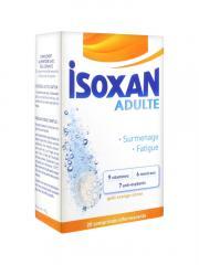 Isoxan Adulte 20 Comprimés Effervescents - Boîte 20 comprimés effervescents