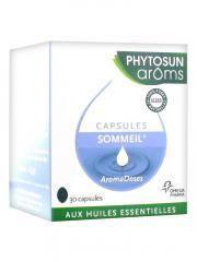 Phytosun Arôms Aromadoses Sommeil 30 Capsules - Boîte 30 capsules