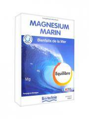 Biotechnie Magnésium Marin Équilibre 20 Ampoules - Boîte 20 ampoules
