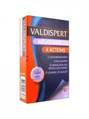 Valdispert Mélatonine 1 mg 4 Actions 30 Capsules - Boîte 30 Capsules