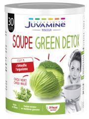 Juvamine Soupe Green Detox 300 g - Pot 300 g