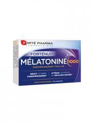 Forté Pharma Mélatonine 1000 30 Comprimés - Boîte 30 comprimés