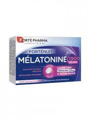 Forté Pharma Mélatonine 1900 Flash 30 Comprimés - Boîte 30 Comprimés