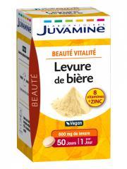 Juvamine Phyto Levure de Bière 50 Comprimés - Boîte 50 comprimés