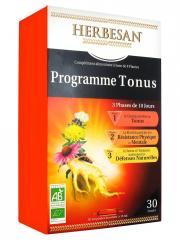 Herbesan Programme Tonus 30 Ampoules - Boîte 30 ampoules de 15 ml