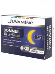 Juvamine Sommeil Mélatonine 30 Gélules - Boîte 30 gélules