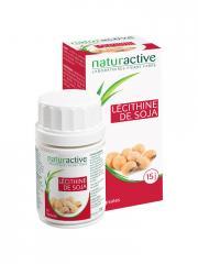 Naturactive Lécithine de Soja 60 Gélules - Boîte 60 Gélules