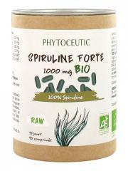 Phytoceutic Spiruline Forte 1000 mg Bio 90 Comprimés - Boîte 90 comprimés