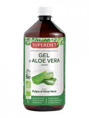 Super Diet Gel d'Aloe Vera Bio 1 L - Flacon 1 L