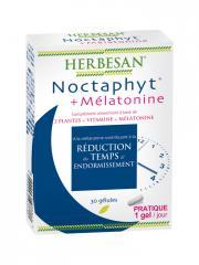 Herbesan Noctaphyt + Mélatonine 30 Gélules - Boîte 30 Gélules