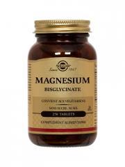 Solgar Magnesium Bisglycinate 250 Comprimés - Flacon 250 comprimés