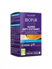 Biopur Active Super Anti-Oxydant 48 Gélules Végétales - Boîte 48 Gélules Végétales