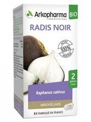 Arkopharma Arkogélules Radis Noir Bio 130 Gélules - Boîte 130 Gélules