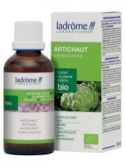 Ladrôme Extrait de Plante Fraîche Bio Artichaut 50 ml - Flacon 50 ml