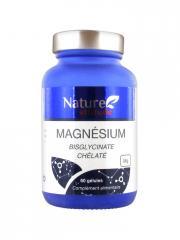 Nature Attitude Magnésium Bisglycinate Chélaté 60 Gélules - Pot 60 Gélules