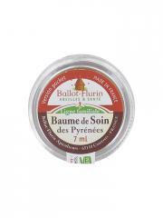 Ballot-Flurin Baume de Soin des Pyrénées Bio 7 ml - Pot 7 ml