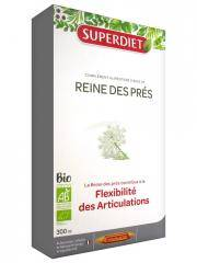 Super Diet Reine des Prés Bio 20 Ampoules - Boîte 20 Ampoules de 15 ml