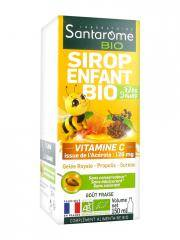Santarome Bio Sirop Enfant Bio 150 ml - Flacon 150 ml