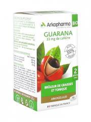 Arkopharma Arkogélules Guarana Bio 40 Gélules - Boîte 40 gélules