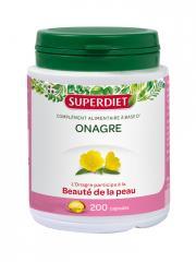 Super Diet Huile d'Onagre 200 Capsules - Boîte plastique 200 capsules