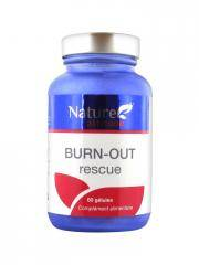 Nature Attitude Burn-Out Rescue 60 Gélules - Boîte 60 gélules
