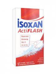 Isoxan Actiflash 28 Comprimés Effervescents - Tube 28 comprimés effervescents