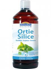 Biofloral Silicium Ortie Silice Flexibilité Souplesse Jeunesse Bio 1 L - Bouteille 1 Litre