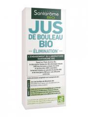 Santarome Bio Jus de Bouleau Bio Élimination 200 ml - Flacon 200 ml