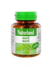 Naturland Maté 75 Végécaps - Boîte plastique 75 végécaps