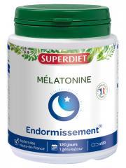 Super Diet Mélatonine 120 Gélules - Boîte 120 gélules