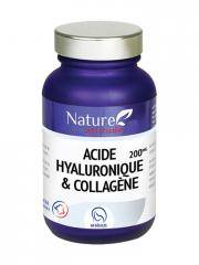 Nature Attitude Acide Hyaluronique et Collagène 60 Gélules - Pot 60 Gélules